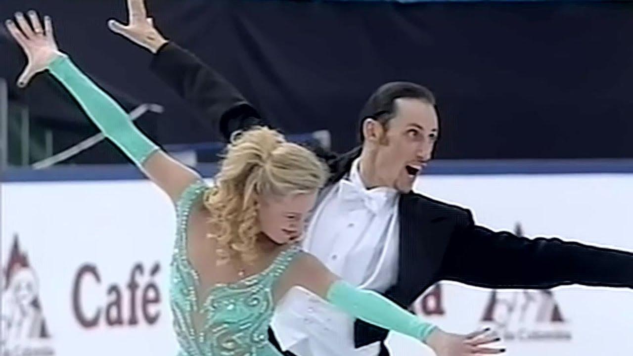 Galit Chait and Sergei Sakhnov...