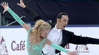 """Galit Chait and Sergei Sakhnovski - 2002 Worlds CD2 """"Quickstep"""""""