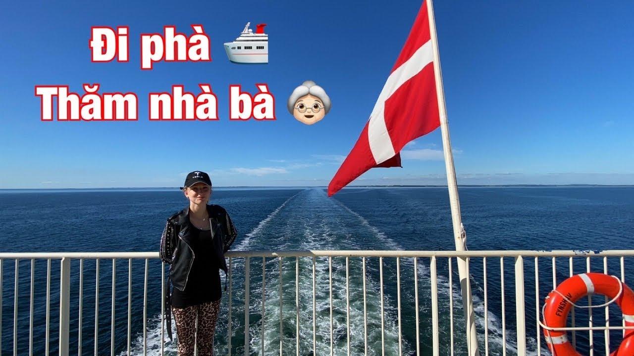 #67: Nhà truyền thống của người Đan có gì khác? Đi phà, thăm nhà ngoại Emma