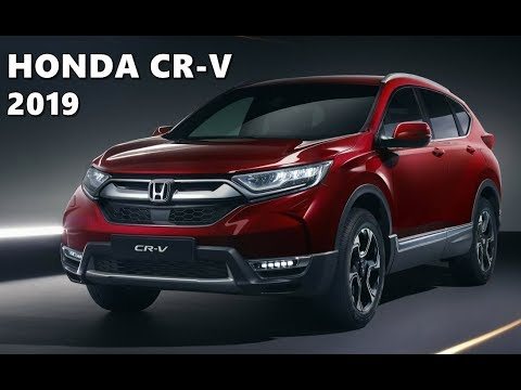 2019 honda cr v first look youtube. Black Bedroom Furniture Sets. Home Design Ideas