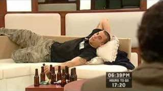 24 Hours With Steve-O Part 3 of 4 High Quality Video/sound widescreen 16:9