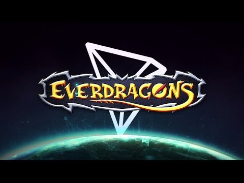 Tron (TRX) - Blockchain Game EverDragons - TRX Private Coin?