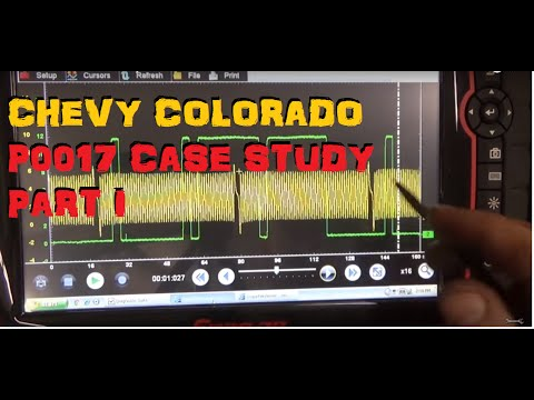 Chevy Colorado P0017 Case Study Part 1