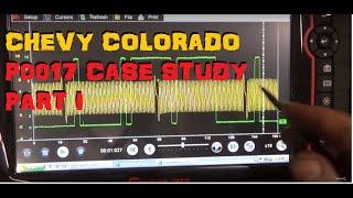 Chevy Colorado / Gmc Canyon 2.8l P0017 Case Study 4 Part Series