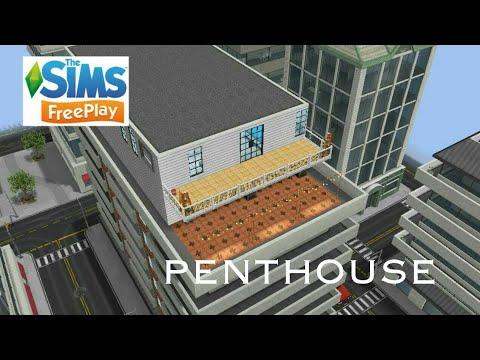 APARTAMENTO ELEGANTE/sims free play/ speed build