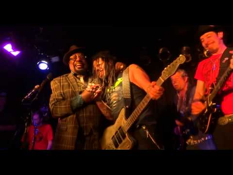 Eric McFadden, George Clinton - You and Your Folks, Me and My Folks, Viper Room 01-21-2015