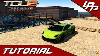 TEST DRIVE UNLIMITED 2 MODS: Unofficial Patch Install Tutorial