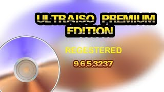 Gambar cover How To Register Ultra ISO For Free(MediaFire Link)