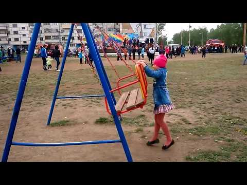 1 June 2018 Bratsk Holiday on Children's Day We were late for the holiday + 11 ° С