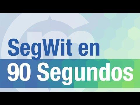 SegWit explicado en 90 segundos