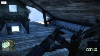 Battlefield Bad Company 2 HD 1080p Gameplay Max Settings ( i7 870 ~ 2.93ghz , HD5770 )