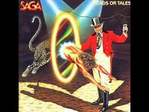 Saga - The Flyer