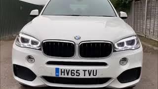 BMW X5 XDrive 25D M Sport