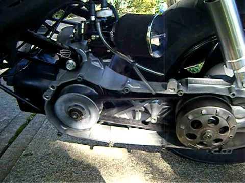 Yamaha Zuma Engine Swap | 1stmotorxstyle org