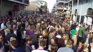 New Orleans during Mardi Gras, 10 things to do.