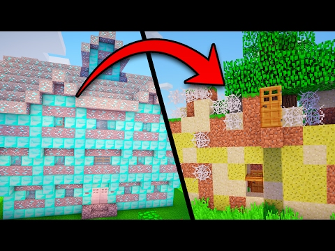 Thumbnail: 5 EASY Ways To Transform from PRO to NOOB in Minecraft