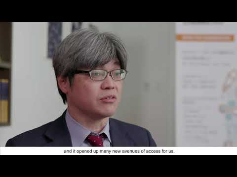Meet our Authors from Japan (UTokyo) – Communications Chemistry
