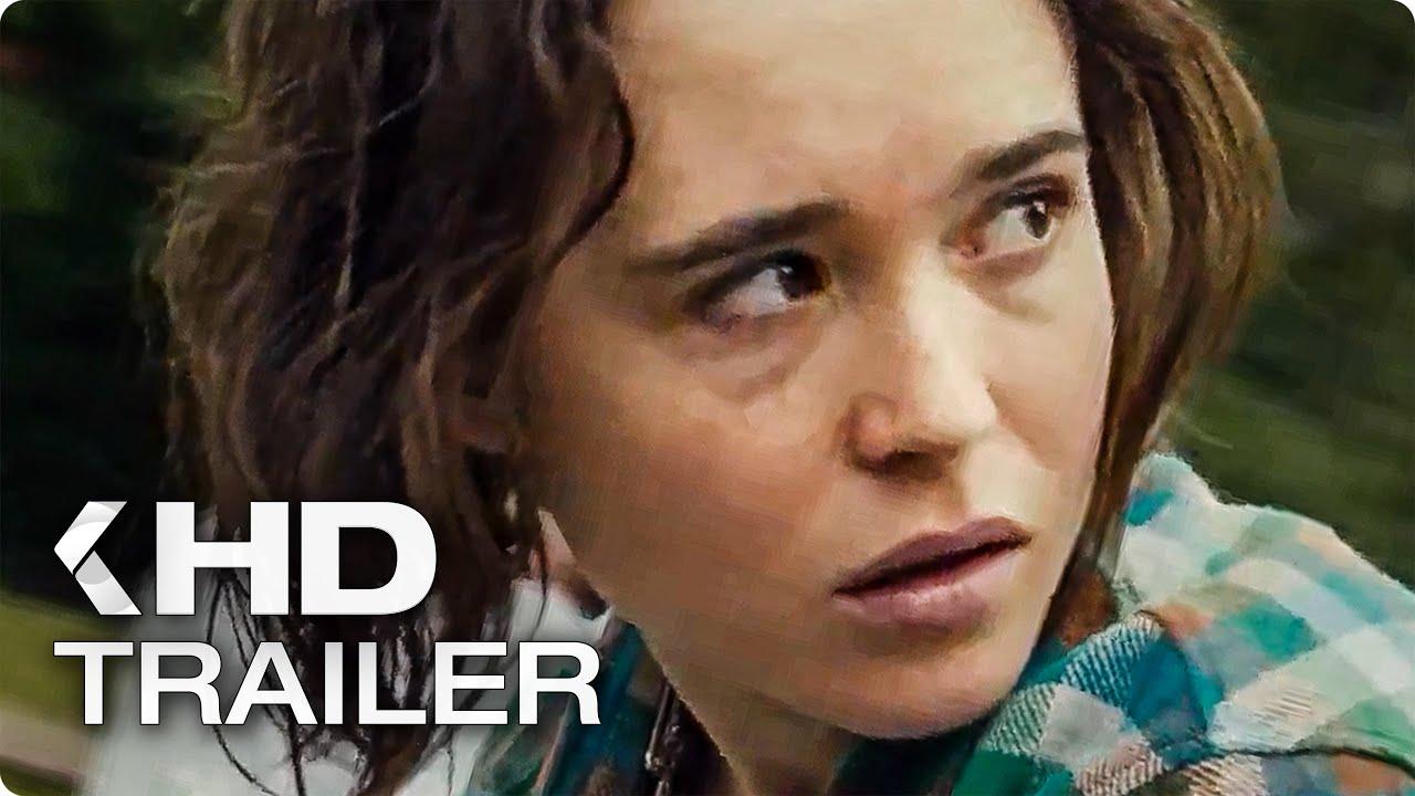TALLULAH Trailer German Deutsch (2016)