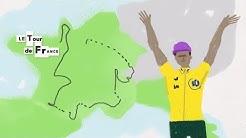 Tour de France: Warum ist das Gelbe Trikot gelb?   Karambolage   ARTE