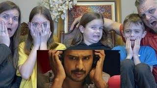 Ratsasan Trailer Reaction by American Family