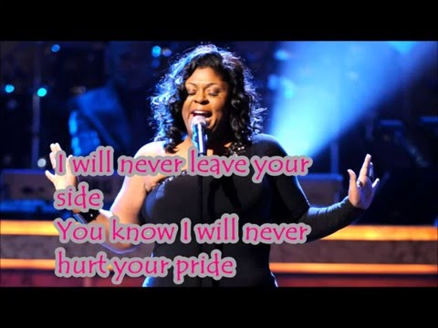 Kim Burrell - I Believe In You and Me...