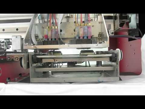 MT 3207DE Auto printhead cleaning and capping station
