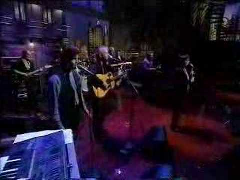 Linda Ronstadt - The Waiting (Letterman 3-21-95)