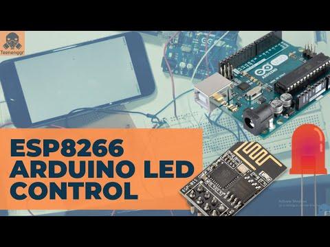 control-led-using-esp8266-wifi-module-and-iphone/android-|-wifi-|-esp8266-|-arduino-uno-|-iphone