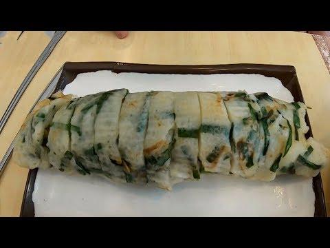 기가 막힌 비주얼과 맛! 정읍 부침개 김밥! @생활의 달인 678회 20190708