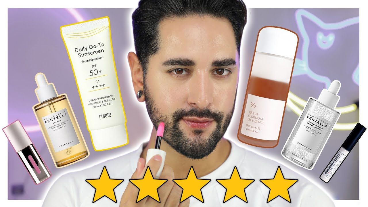 THE BEST Skincare Products I've Used This Year...So Far 👀