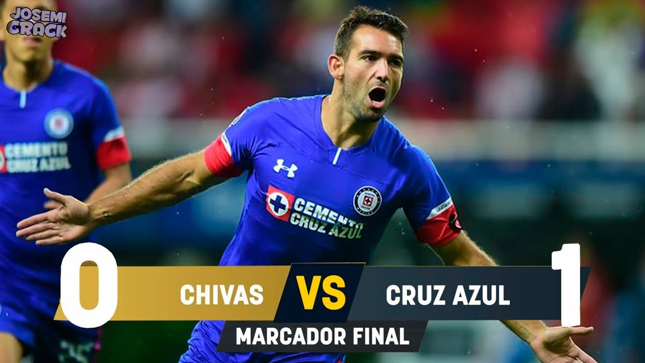 414cfa47e Chivas vs Cruz Azul