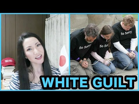 "Japanese Criticizes ""White Guilt"""
