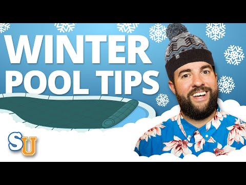 10 Off-Season Pool Maintenance Tips