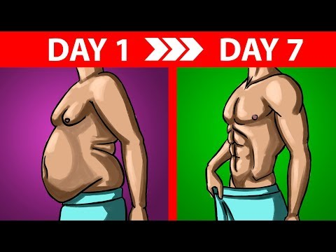 💪 👍 How To Lose Weight FAST Without Diet & Exercise | Lose Weight in 2 Weeks