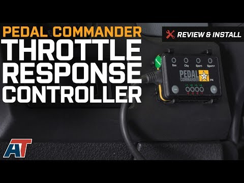 2011-2017 F150 Pedal Commander Throttle Response Controller Review & Install
