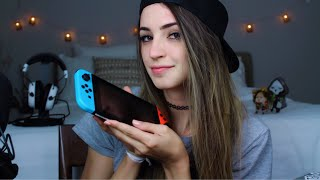 [ASMR] The Gaming Store 4