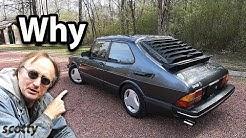 Here's Why People Love Saab Cars