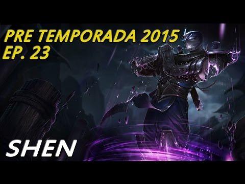 PRE-TEMPORADA 2015   EP 23   SHEN   DragonSlayer Ninja listo para salvar culos!!