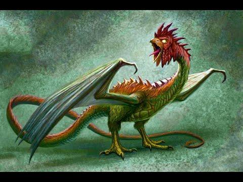 Дракон Змей Ужасное чудовище сотворенное дьяволом. Animals & fish