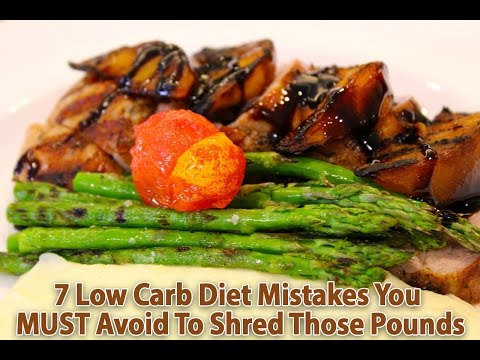 low-carb-diet-mistakes---7-most-common