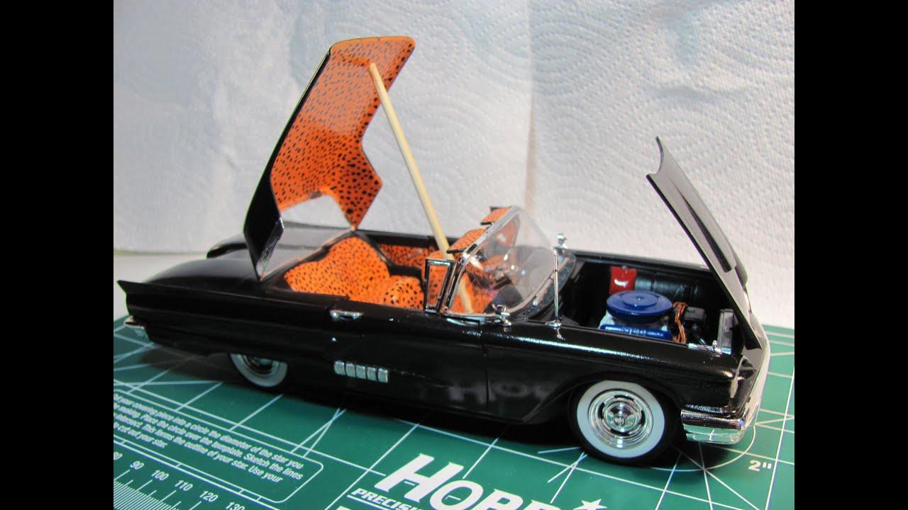 Elvira Car Model