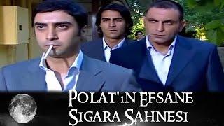 Polatın Efsane Sigara Sahnesi - Kurtlar Vadisi 52.Bölüm