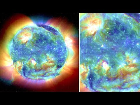 NASA Scientists Announced This Massive Solar Event Hit The Earth And It Could Happen Again