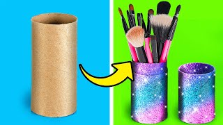 26 COOL WAYS TO REUSE TOILET ROLLS AT HOME