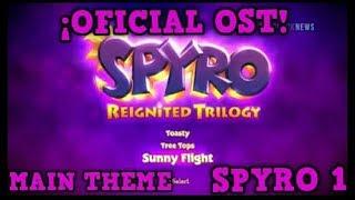 Spyro: Reignited Trilogy: Spyro 1   Main Theme Official OST