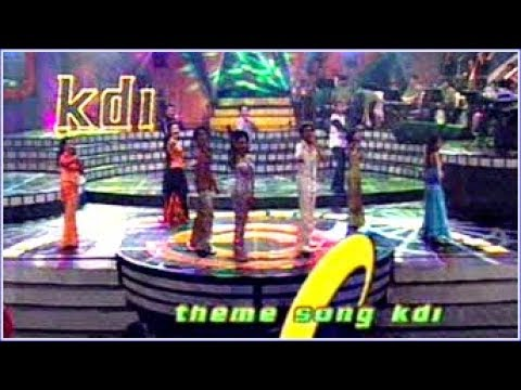 THEME SONG KDI (ORIGINAL) - KDI ALL STARS - JADILAH BINTANG