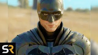 Robert Pattinson's Batsuit Will Be Different To Any Other Superhero
