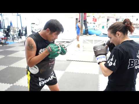Samart Payakaroon - You Don't Have to Have Power | Muay Thai Library