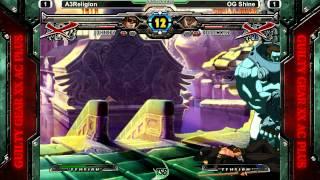 Guilty Gear XX Accent Core + R @ TGITSB #12 - Part 4 (Final)