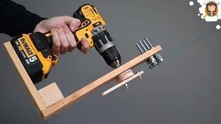 Como fazer uma Serra Elétrica
